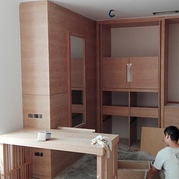 木饰面家具