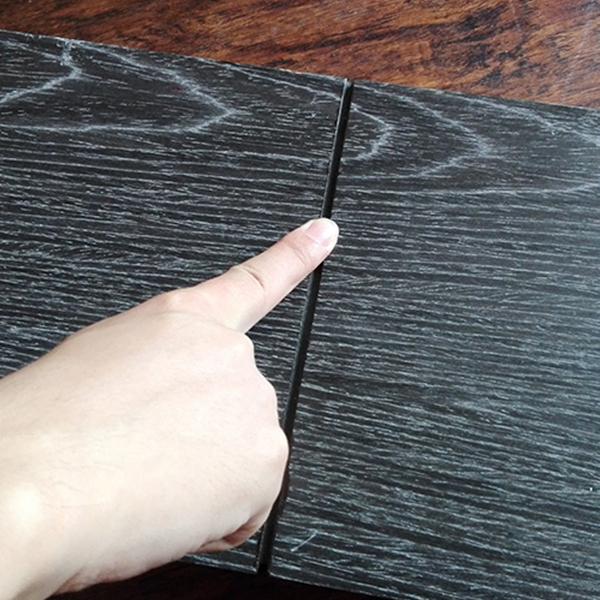 木饰面板平接缝