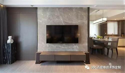 木饰面电视墙材质分类,木饰面电视墙的优缺点