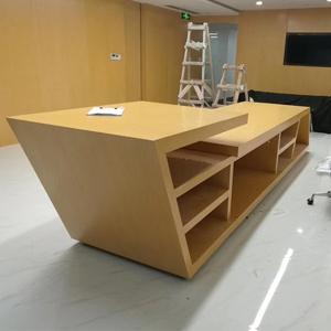 办公室木饰面家具